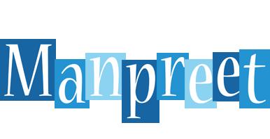 Manpreet winter logo