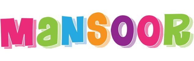 Mansoor friday logo