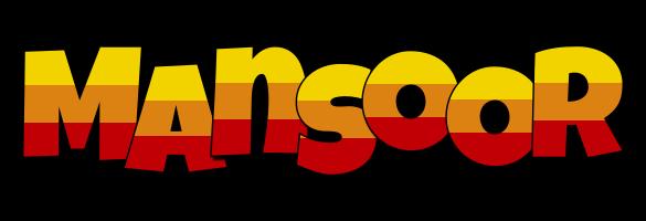 Mansoor jungle logo