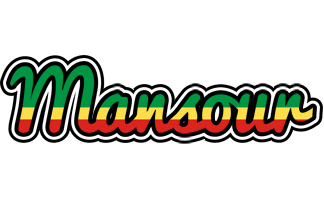 Mansour african logo