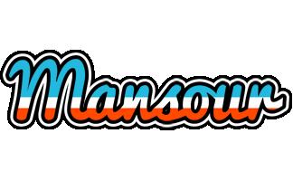 Mansour america logo