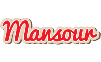 Mansour chocolate logo