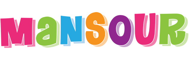Mansour friday logo