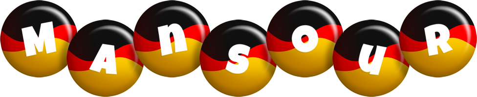 Mansour german logo