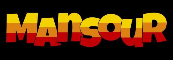 Mansour jungle logo