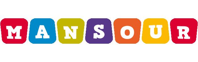 Mansour kiddo logo