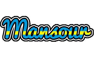 Mansour sweden logo