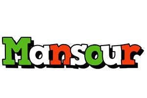 Mansour venezia logo