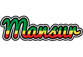 Mansur african logo