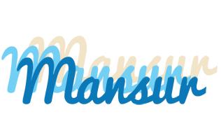 Mansur breeze logo