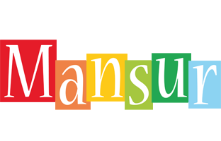 Mansur colors logo