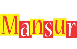 Mansur errors logo