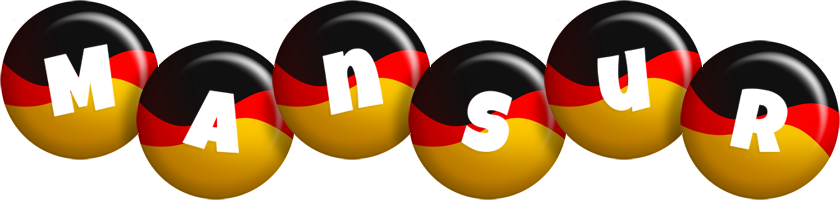 Mansur german logo
