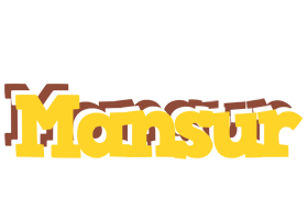 Mansur hotcup logo