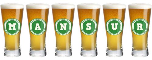 Mansur lager logo