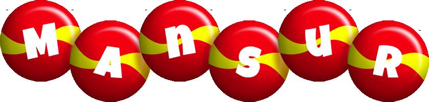 Mansur spain logo