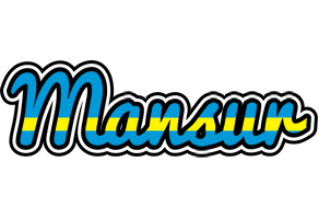 Mansur sweden logo