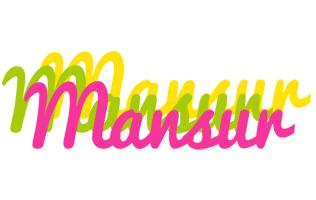 Mansur sweets logo