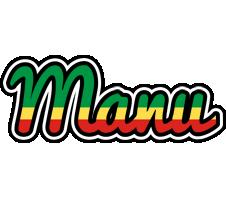Manu african logo
