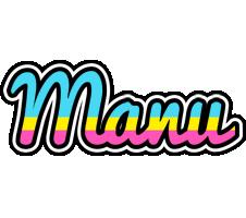 Manu circus logo
