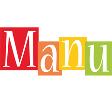 Manu colors logo