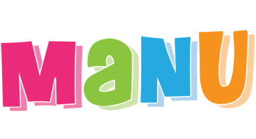 Manu friday logo
