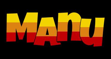 Manu jungle logo