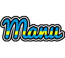 Manu sweden logo