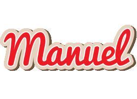 Manuel chocolate logo
