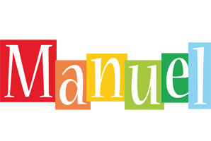 Manuel colors logo
