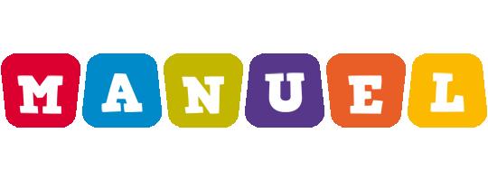 Manuel daycare logo