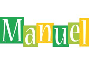 Manuel lemonade logo