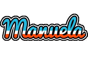 Manuela america logo