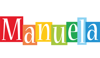Manuela colors logo