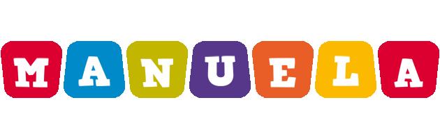 Manuela daycare logo
