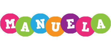 Manuela friends logo