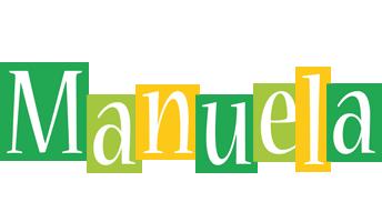 Manuela lemonade logo
