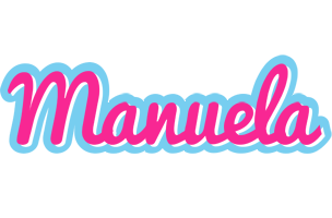 Manuela popstar logo