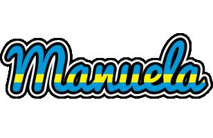 Manuela sweden logo