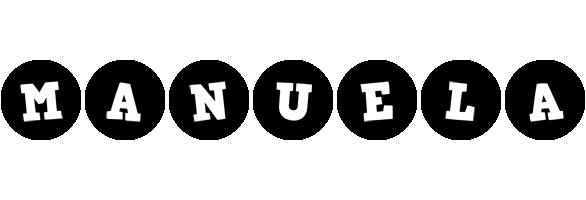Manuela tools logo
