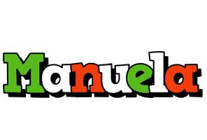 Manuela venezia logo