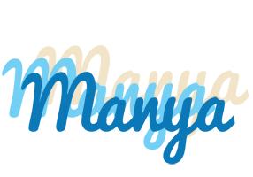 Manya breeze logo
