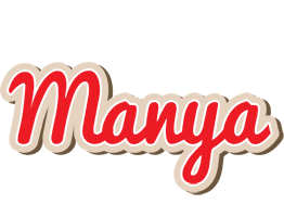 Manya chocolate logo