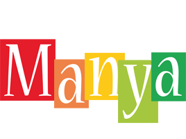 Manya colors logo