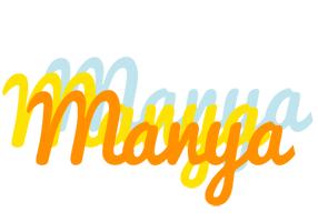 Manya energy logo
