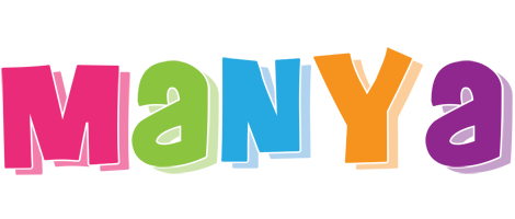 Manya friday logo