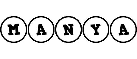 Manya handy logo