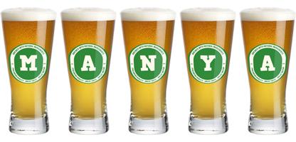 Manya lager logo