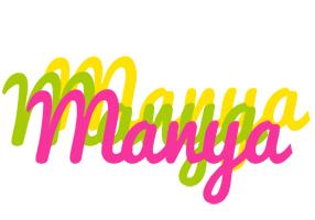 Manya sweets logo