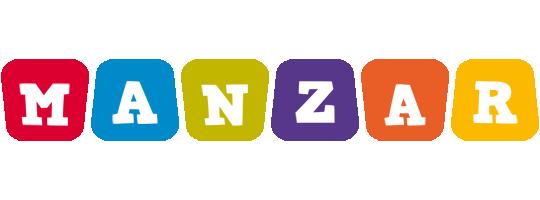 Manzar kiddo logo